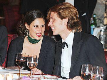 Принц Монако с избранницей