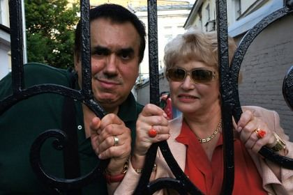 Станислав Садальский и Людмила Нарусова