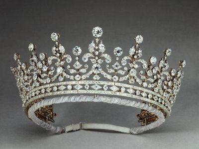Драгоценности королевы Виктории