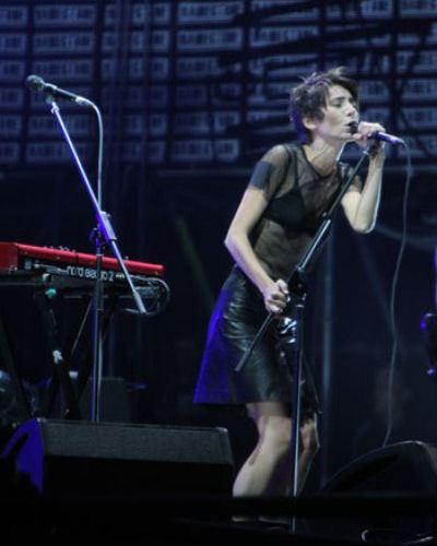 Выступление певицы порадовало ее фанатов