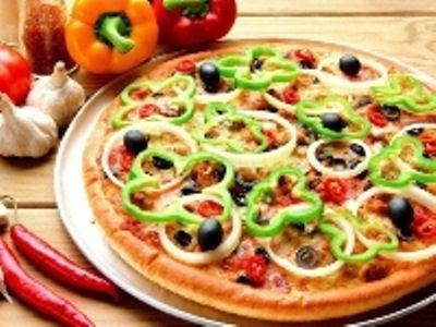 Пицца из Италии