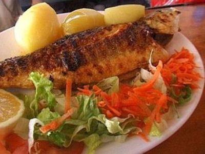 Рыба из Финляндии