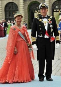 Даже особы королевской крови подхватили эту моду