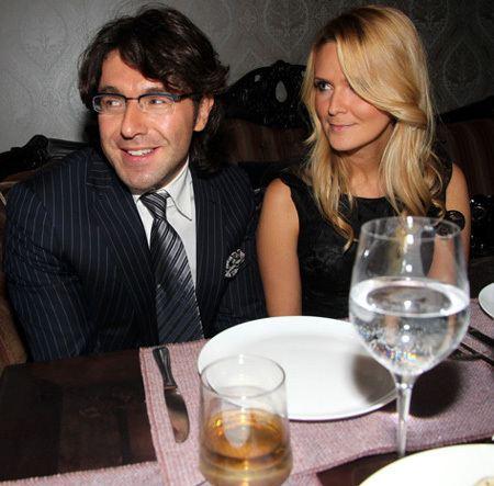 Андрей Малахов с женой