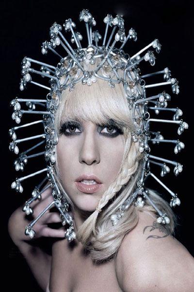 Леди Гага во всей красе
