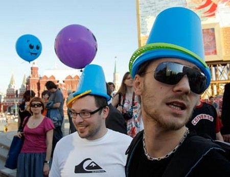 Минюст пытается отказать в регистрации «Синих ведерок» на формальных основаниях