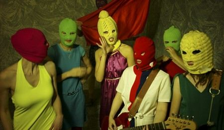 Дело скандальной панк-группы «Pussy Riot» будет передано в Хамовнический суд