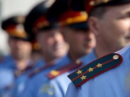 Премию получат сотрудники, обеспечивающие правопорядок во время майских акций в Москве