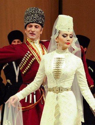 Невеста Алана Дзагоева Зарема Абаева - солистка танцевального ансамбля Алания