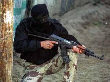 Во время перестрелки один бандит был убит, еще двое ранены