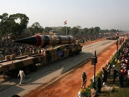 Индия запустила баллистическую ракету «Агни-1», способную нести ядерный заряд