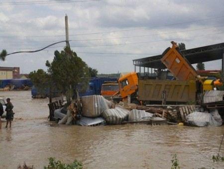 Опознаны 166 погибших в результате наводнения на Кубани