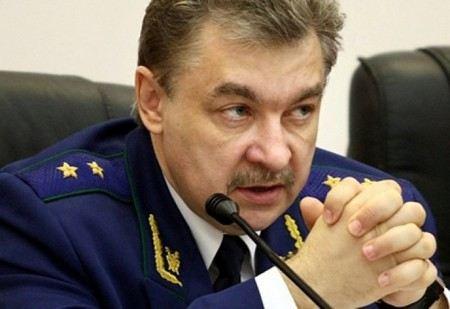 Зам генерального прокурора РФ по УрФО Юрий Пономарев подписал обвинительное заключение по делу о беспорядках в поселке Сагра