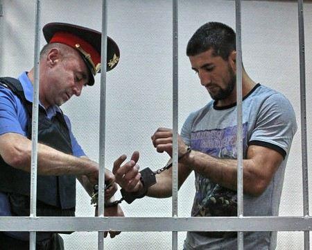 Руслану Мирзаеву продлили срок ареста