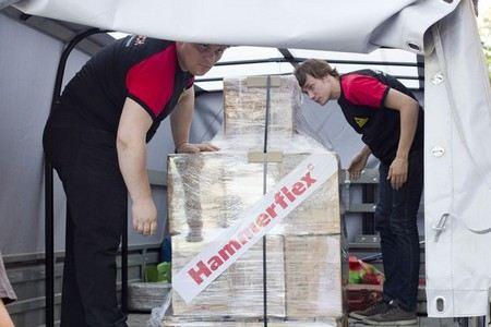 Электрогенераторы, отправленные в качестве гуманитарной помощи в Крымск, пропали