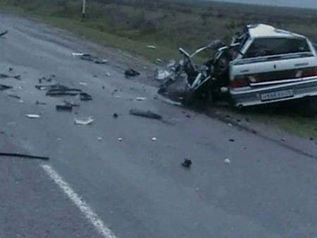 В Марий Эл в результате ДТП с участием автобуса пострадали 6 человек, в том числе 3 детей