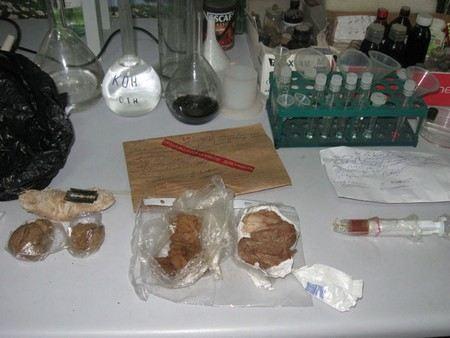 Рецепты и инструкции изготовления наркотиков были найдены подозреваемыми «ВКонтакте»