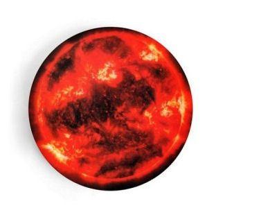Тарелка-Солнце