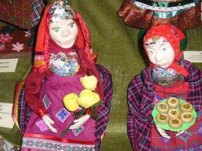 Куклы-бабушки