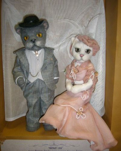 Куклы-кошки