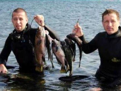 Рыболовы фестиваля