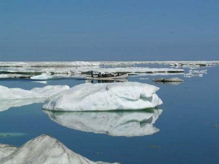 Большинство островов и архипелагов в Северном Ледовитом океане русские