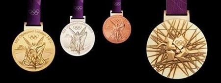 Самые дорогие за всю историю Олимпийских игр медали весят по 410 граммов