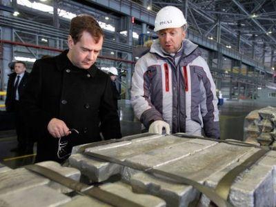 Визит на САЗ премьер-министра Д.Медведева