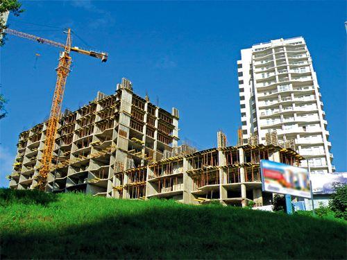 Ввод жилья в Тюменской области повысился на 13,2%