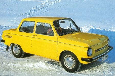 Желтые авто в России не любят