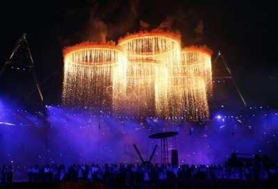 Общая стоимость церемонии около 27 млн фунтов
