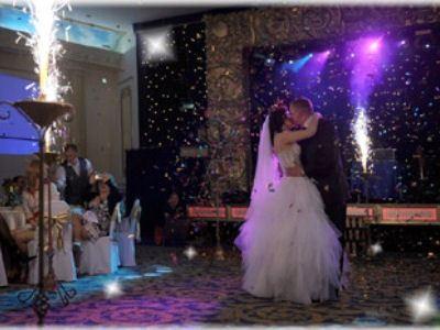 Свадьба должна стать незабываемой