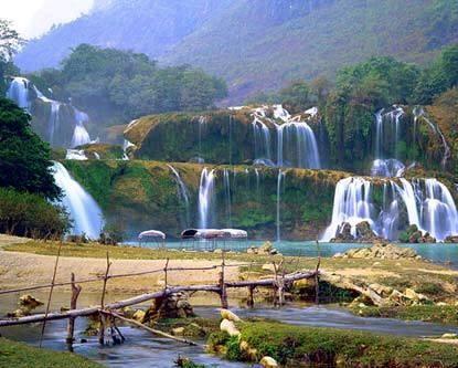 Природные красоты Вьетнама завораживают