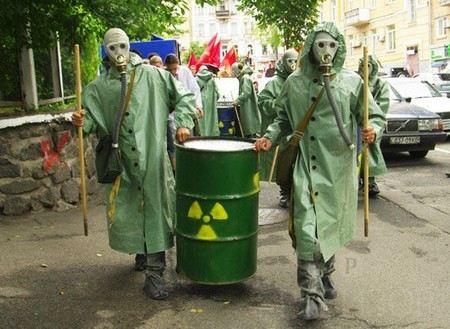 Отработанное ядерное топливо из Узбекистана будут ввозить в Россию для утилизации и обогащения