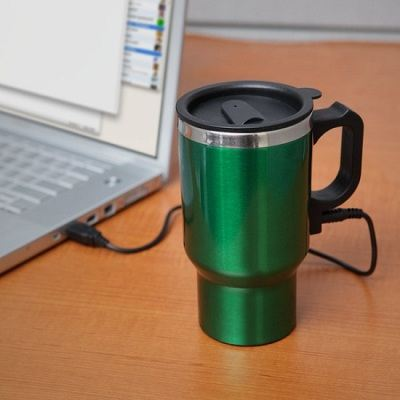 Кружка Dual Heated Travel Mug