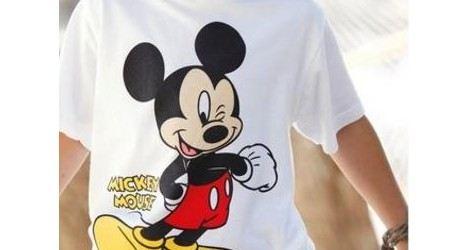 В Санкт-Петербурге пропали две девочки. На одной из них была футболка с Микки Маусом