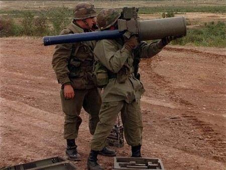 Сирийские оппозиционеры получили новый зенитно-ракетный комплекс через Турцию