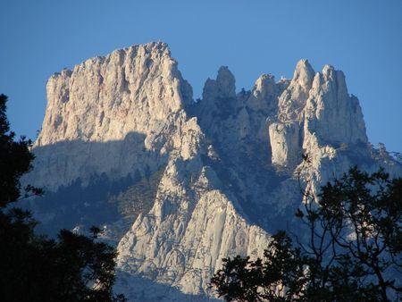 А вот и сама гора Ай-Петри