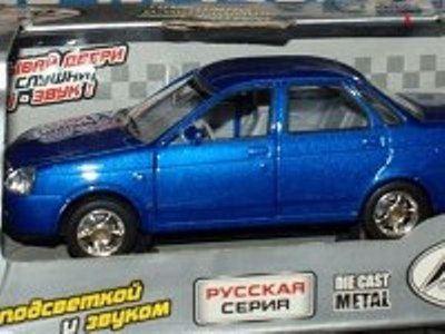 АвтоВАЗ займется выпуском игрушек