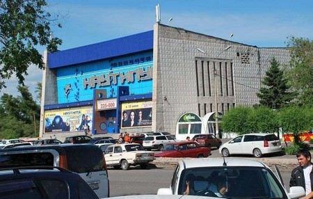 """В ночь на пятницу, 3 августа, республике Хакасия в городе Абакан, в кинотеатре  """"Наутилус """" на последнем сеансе..."""