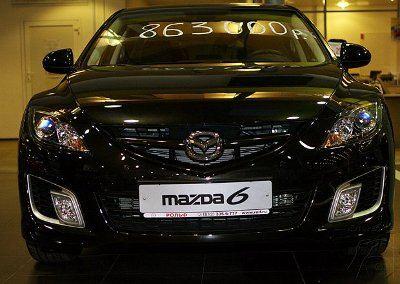 Планируют выпускать около 120 тысяч автомобилей новой Mazda6