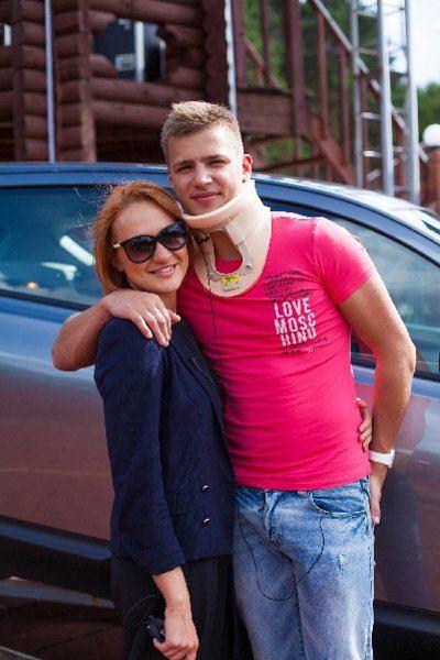 Валерия Мастерко и Олег Маями