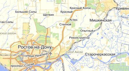 В Ростовской области столкнулись пассажирский автобус с туристами и КамАЗ. Среди пострадавших дети