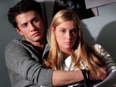Агата и Павел в кино...