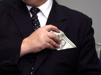 Коррупцию в России  победить сложно