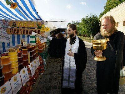 Освящение меда пройдет 14 августа