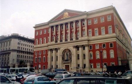 Из правительства Москвы уволены два чиновника экономического блока