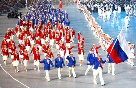 Владимир Путин на встрече в Кремле наградил российских спортсменов, участников олимпиады в Лондоне