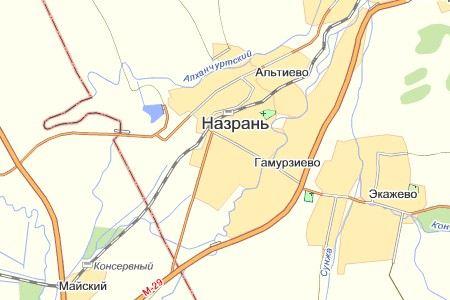 В Назрани на улице Муталиева сработало взрывное устройство