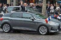 Citroen покажет на Московском автосалоне президентский DS5
